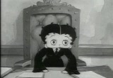 Still frame from: Betty Boop: Judge For a Day