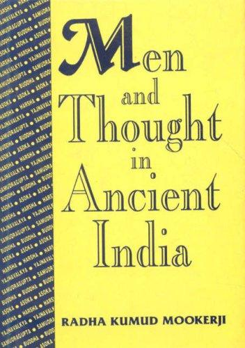 Download Men and Thought in Ancient India