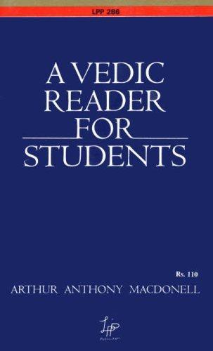 Vedic Reader for Students