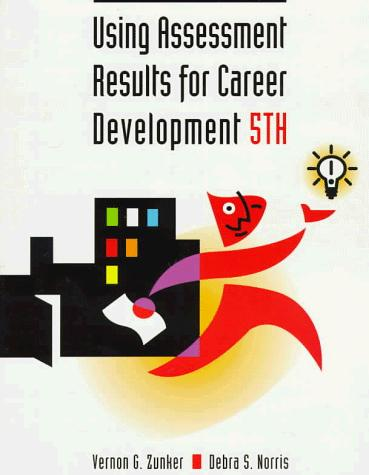 Download Using assessment results for career development