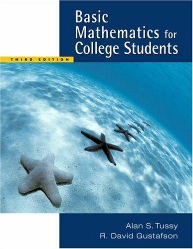 Download Basic mathematics for college students