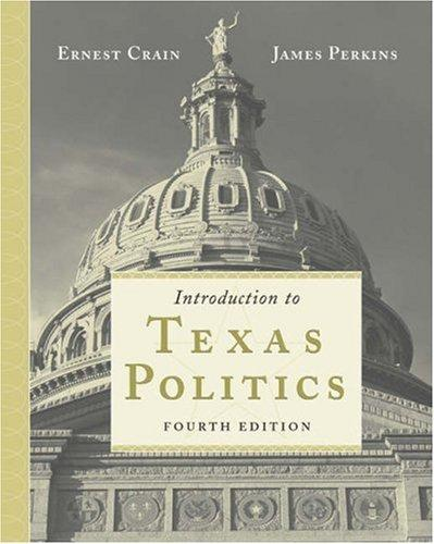 Introduction to Texas politics