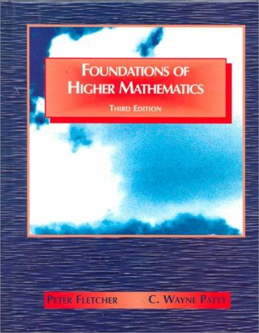 Download Foundations of higher mathematics