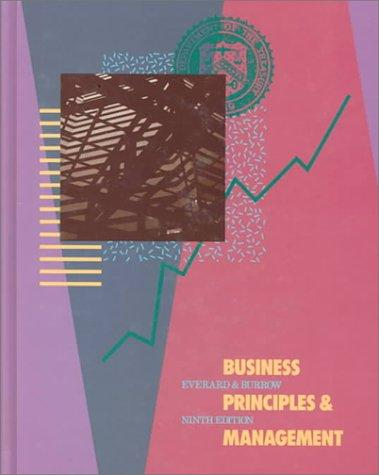 Business principles & management