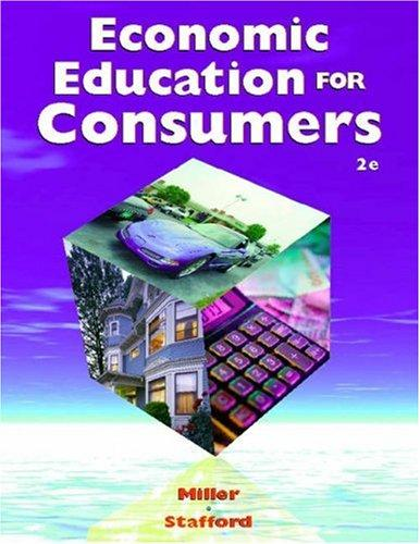 Download Economic Education for Consumers