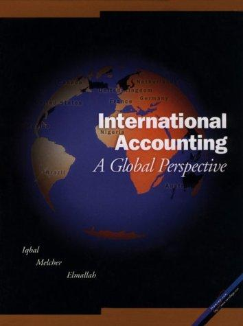 Download International accounting