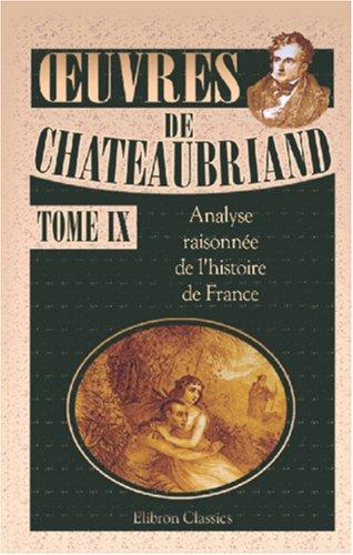 Euvres de Chateaubriand: Tome 9