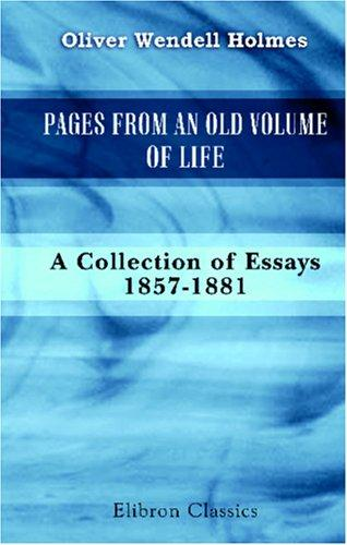 Download Pages from an Old Volume of Life