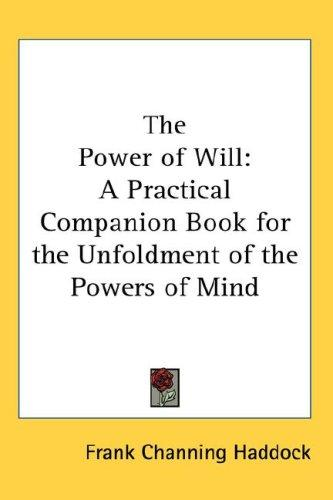 Download The Power of Will