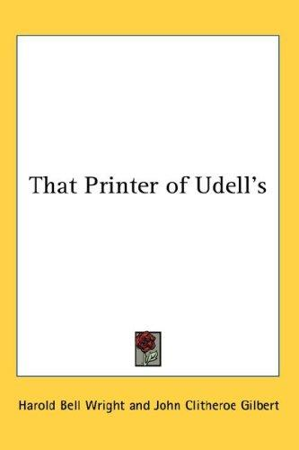 Download That Printer of Udell's