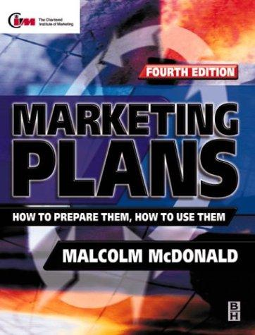 Download Marketing plans