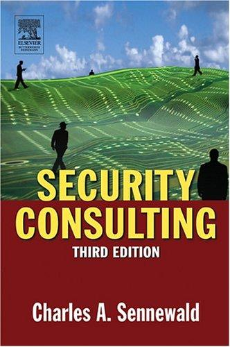 Download Security consulting