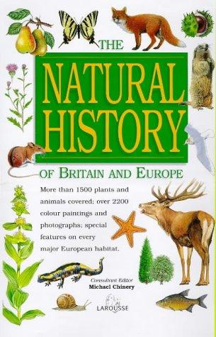 Natural History of Britain and Europe