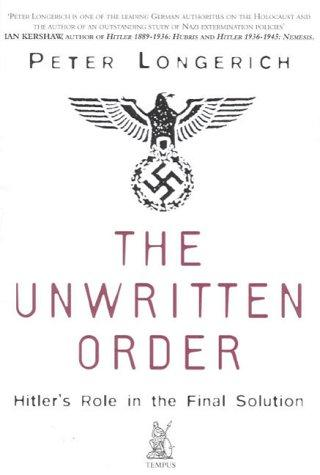 Download The Unwritten Order