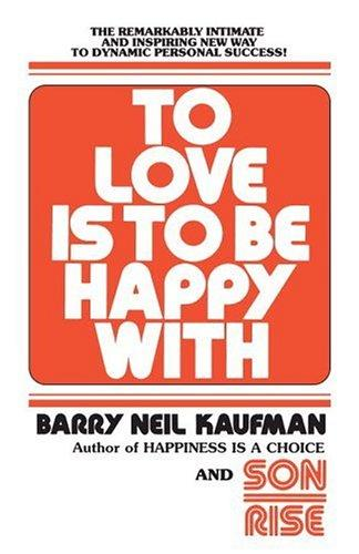 Download To Love Is to Be Happy With