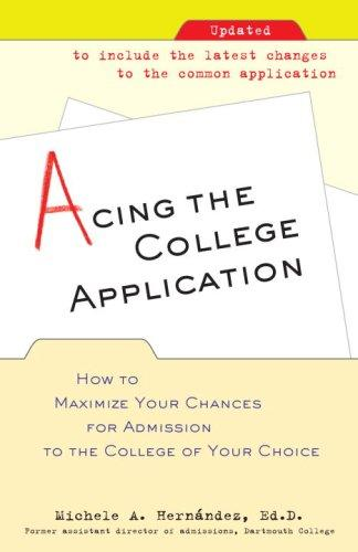 Download Acing the College Application