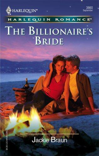 The Billionaire's Bride (Harlequin Romance)