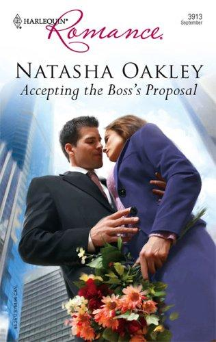 Accepting The Boss's Proposal (Harlequin Romance)