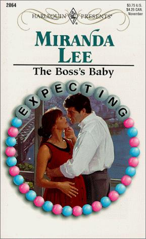 Download Boss'S Baby (Expecting) (Harlequin Presents, No. 2064)