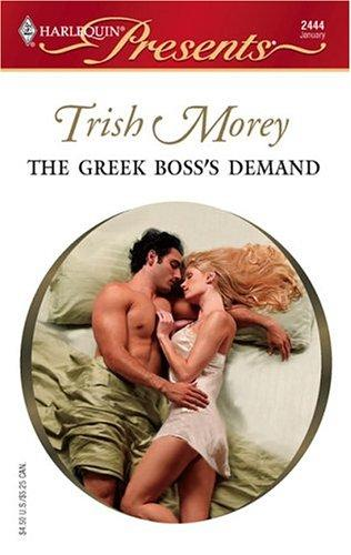The Greek Boss's Demand (Harlequin Presents)