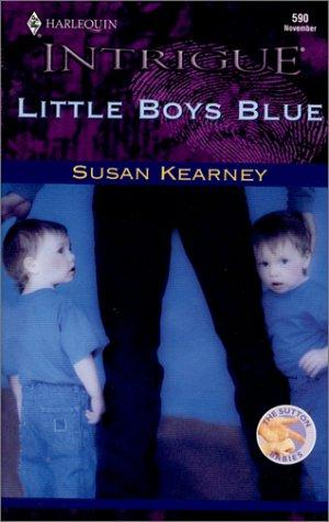 Little Boys Blue (The Sutton Babies) (Intrigue, 590)