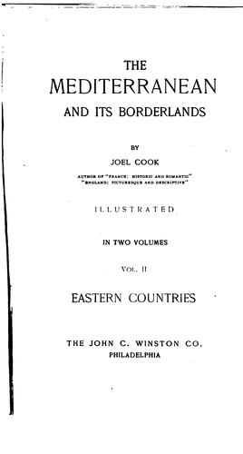 Download The Mediterranean and its borderlands