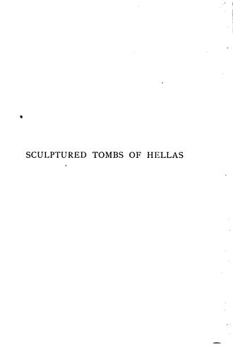 Download Sculptured tombs of Hellas