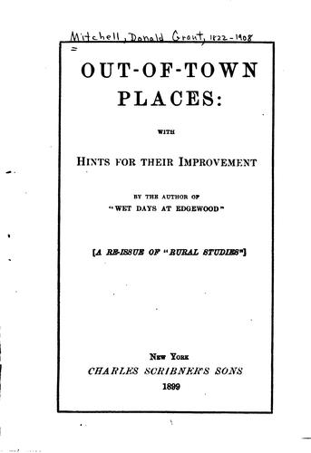 Download Out-of-town places
