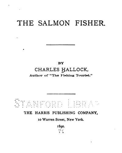 The salmon fisher.