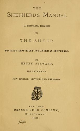 Download The shepherd's manual.