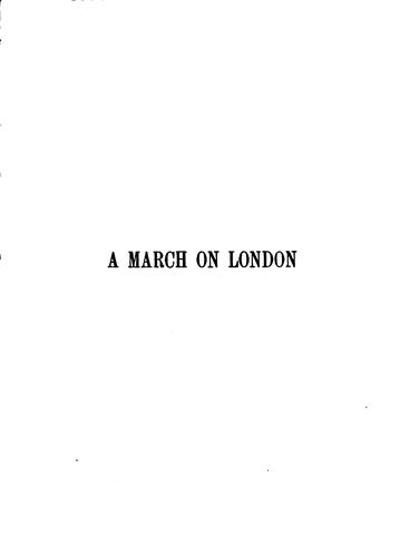 Download A march on London