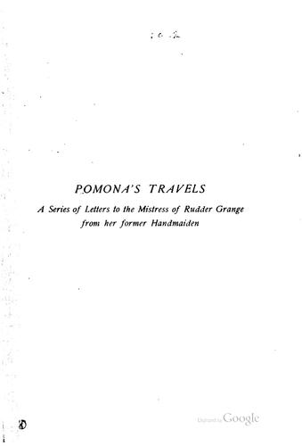 Pomona's travels.