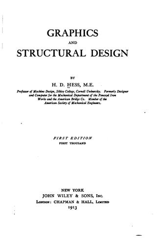 Download Graphics and structural design