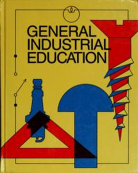 Cover of: General industrial education | Los Angeles Unified School District