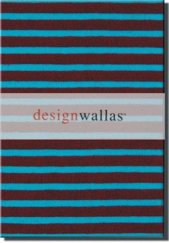 Coramandel Stripe (Velvet Stripe Journal) by Designwallas