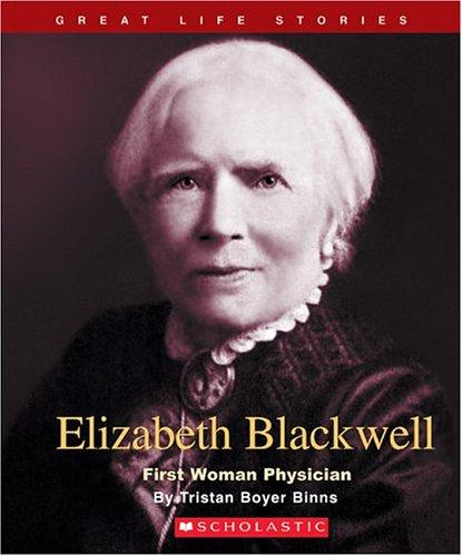 Elizabeth Blackwell by Tristan Boyer Binns
