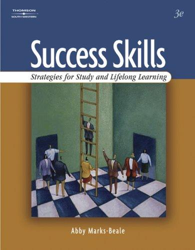 Success Skills by Abby Marks-Beale