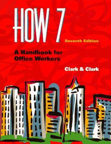 HOW 7 by James Leland Clark