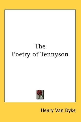 The Poetry of Tennyson