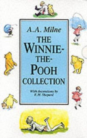 Boxed Pooh Gift Set by A. A. Milne