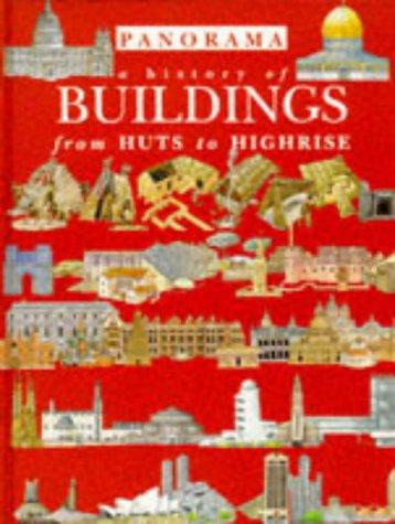 History of Buildings From Hut to Highris (Panorama) by Fiona MacDonald