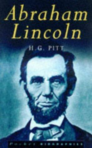 Abraham Lincoln by H. G. Pitt
