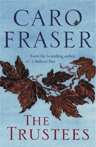 The trustees by Caro Fraser