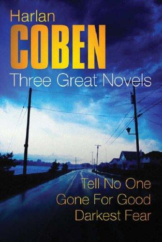 Three Great Novels by Harlan Coben