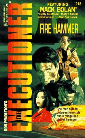 Fire Hammer by Don Pendleton