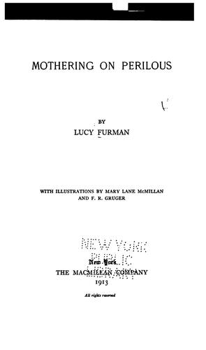 Mothering on Perilous by Lucy S. Furman