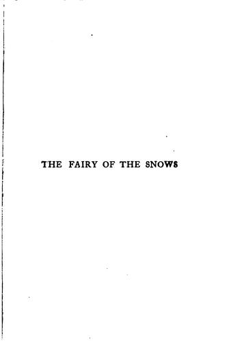 The fairy of the snows by Francis J. Finn